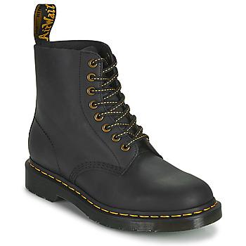 Zapatos Botas de caña baja Dr Martens 1460 PASCAL Negro
