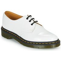 Zapatos Mujer Derbie Dr Martens 1461 Blanco