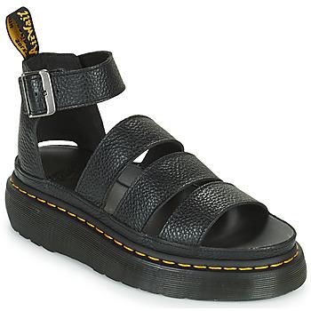 Zapatos Mujer Sandalias Dr Martens CLARISSA II QUAD Negro
