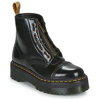 Zapatos Mujer Botas de caña baja Dr Martens VEGAN SINCLAIR Negro