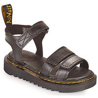 Zapatos Niña Sandalias Dr Martens KLAIRE J Negro