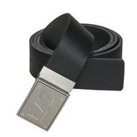 Accesorios textil Cinturones Emporio Armani EA7 TRAIN CORE ID U BELT Negro / Reversible / Gris