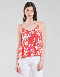 textil Mujer Tops / Blusas Rip Curl SUGAR BLOOM SINGLET Rojo