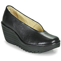 Zapatos Mujer Zapatos de tacón Fly London YAZ Negro