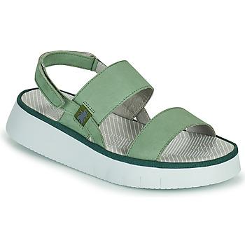 Zapatos Mujer Sandalias Fly London CURA Verde
