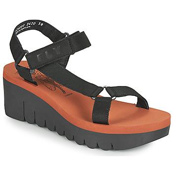 Zapatos Mujer Sandalias Fly London YEFA Negro