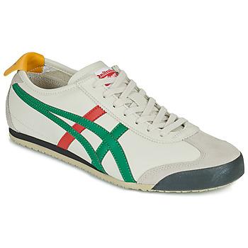 Zapatos Zapatillas bajas Onitsuka Tiger MEXICO 66 Blanco / Verde / Rojo