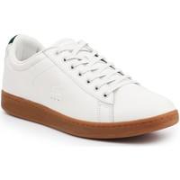 Zapatos Hombre Zapatillas bajas Lacoste Carnaby Evo 5 SRM 7-30SRM4002098 beige