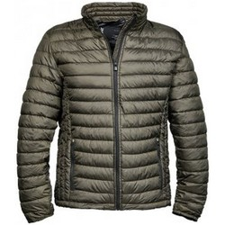 textil Hombre Chaquetas Tee Jays T9630 Oliva Oscuro