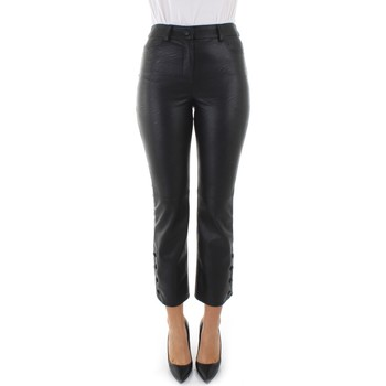textil Mujer Pantalones fluidos Aniye By 131217 Negro