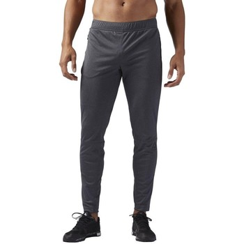 textil Hombre Pantalones de chándal Reebok Sport Speedwick Knit Grafito