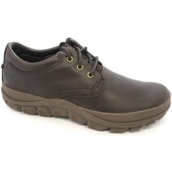Zapatos Hombre Zapatillas bajas Caterpillar Fused Tri Marrón