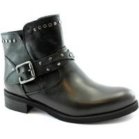 Zapatos Mujer Botines Divine Follie DIV-I20-DF584-NE Nero