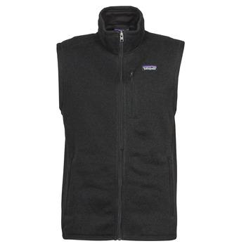 textil Hombre Polaire Patagonia M's Better Sweater Vest Negro