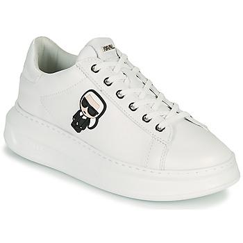 Zapatos Mujer Zapatillas bajas Karl Lagerfeld KAPRI KARL IKONIC LO LACE Blanco