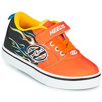 Zapatos Niño Zapatos con ruedas Heelys PRO 20 X2 Negro / Naranja