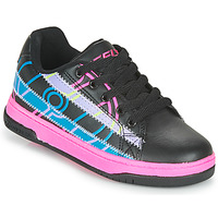 Zapatos Niña Zapatos con ruedas Heelys SPLINT Negro / Multicolor