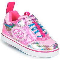 Zapatos Niña Zapatos con ruedas Heelys ROCKET X2 Rosa