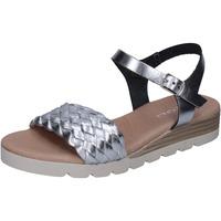 Zapatos Mujer Sandalias Rizzoli BK606 Plata