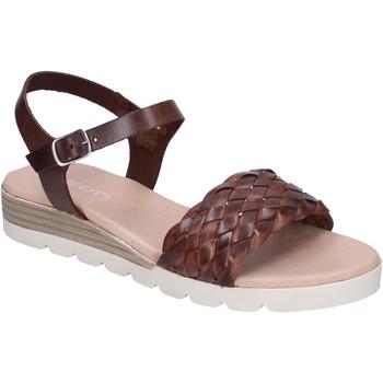 Zapatos Mujer Sandalias Rizzoli BK607 marrón