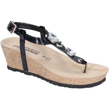 Zapatos Mujer Sandalias Dott House Sandalias Charol Negro