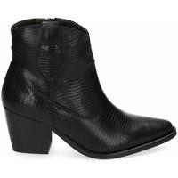 Zapatos Mujer Botines Funny Lola 4150 Negro