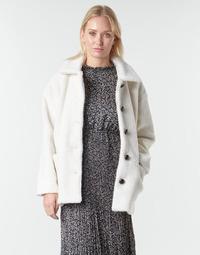 textil Mujer Abrigos Betty London NUMIM Crudo