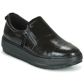 Zapatos Mujer Zapatillas bajas Geox D KAULA Negro