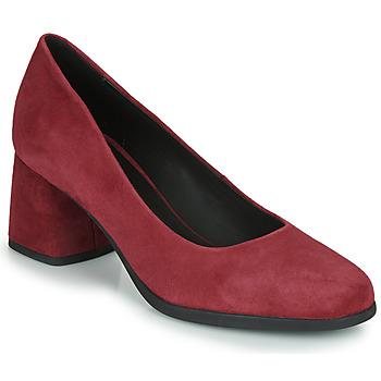 Zapatos Mujer Zapatos de tacón Geox D CALINDA MID Burdeo