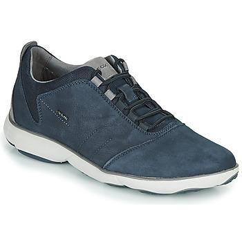Zapatos Hombre Zapatillas bajas Geox U NEBULA Azul