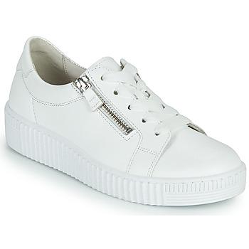 Zapatos Mujer Zapatillas bajas Gabor 6333421 Blanco