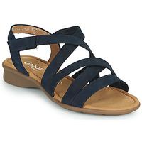 Zapatos Mujer Sandalias Gabor 6606636 Azul