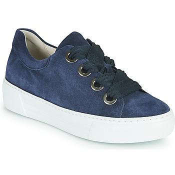 Zapatos Mujer Zapatillas bajas Gabor 6646446 Marino