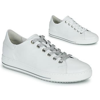 Zapatos Mujer Zapatillas bajas Gabor 6651550 Blanco