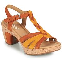 Zapatos Mujer Sandalias Gabor 6273442 Cognac