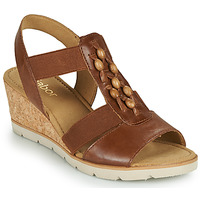 Zapatos Mujer Sandalias Gabor 6575024 Marrón