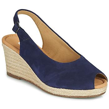 Zapatos Mujer Sandalias Gabor 6658036 Marino