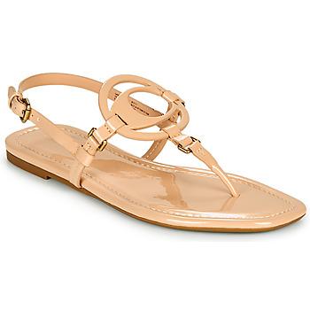 Zapatos Mujer Sandalias Coach JERI Beige