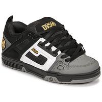 Zapatos Zapatillas bajas DVS COMANCHE Negro / Blanco