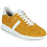 Zapatos Hombre Zapatillas bajas Lloyd BURT Mostaza