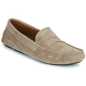 Zapatos Hombre Mocasín Lloyd EMIDIO Beige