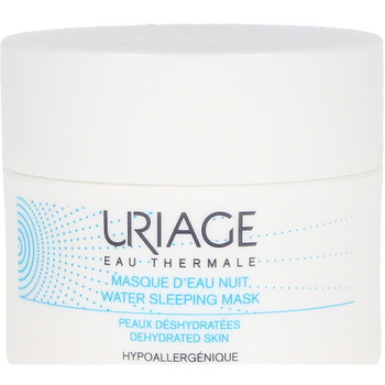 Belleza Mujer Mascarillas & exfoliantes New Uriage Eau Thermale Water Sleeping Mask  50 ml