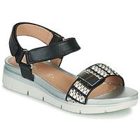 Zapatos Mujer Sandalias Stonefly ELODY 11 Negro