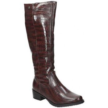 Zapatos Mujer Botas urbanas Isteria BOTAS  20223 MODA JOVEN MOKA Marron