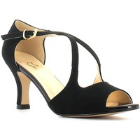 Zapatos Mujer Sandalias Grace Shoes 2356 High heeled sandals Mujeres Black Black