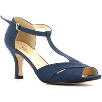 Zapatos Mujer Sandalias Grace Shoes 2354 High heeled sandals Mujeres Blue Blue