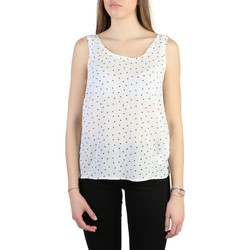 textil Mujer Tops / Blusas Armani jeans - c5022_zb Blanco