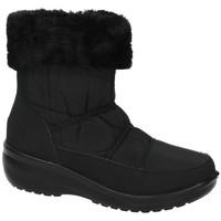 Zapatos Mujer Botines Mysoft Botas nieve NEGRO