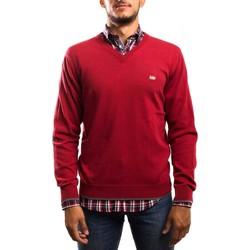 textil Hombre Jerséis Klout JERSEY PICO CODERAS Rojo