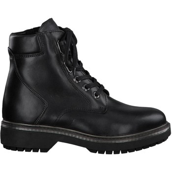 Zapatos Mujer Botines Marco Tozzi Botines Tacones bajos Negro An Black